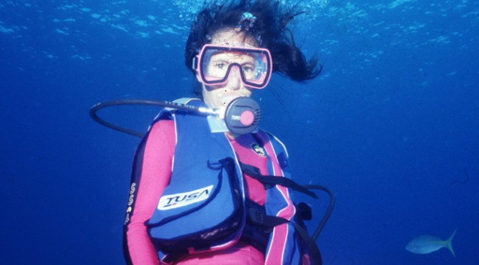 LUXURY DIVER GALE ANNE HURD