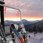 Feature ski