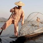 LTM FEATURE Myanmar - Leg Rower